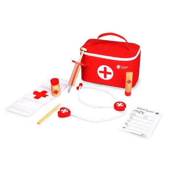 Лекарски комплект в куфарче